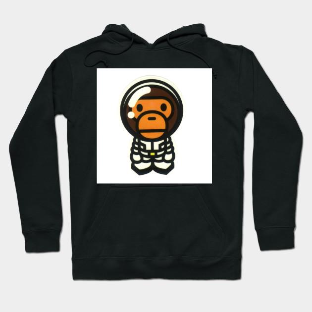 1fcee3f886ac Baby Milo Astronaut Bathing Ape Bape - Clothing Line - Hoodie ...
