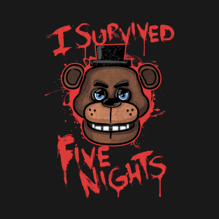 I Survived Five Nights At Freddy's Pizzeria