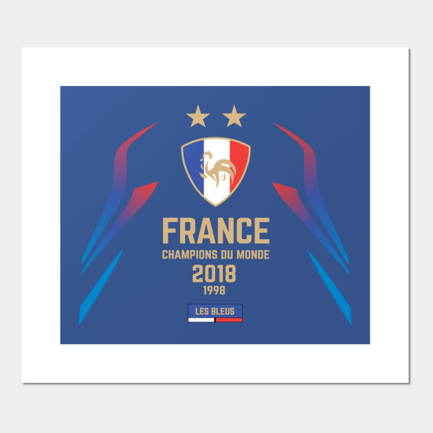 France Football World Cup 2018 Champions