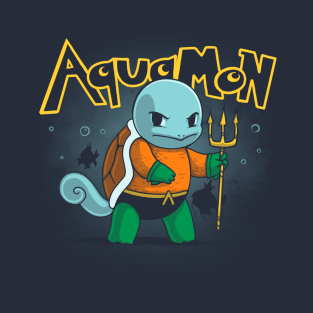 Aquamon t-shirts