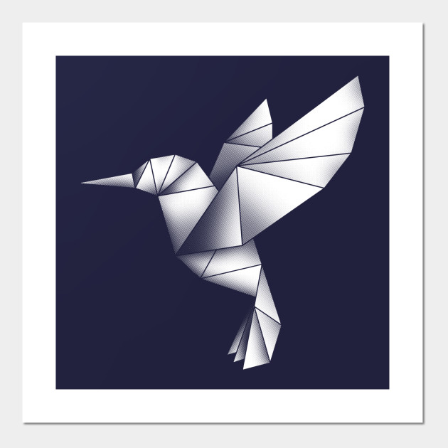 Image of Origami hummingbird spring time - Stocky - $1 GIFs ...   630x630