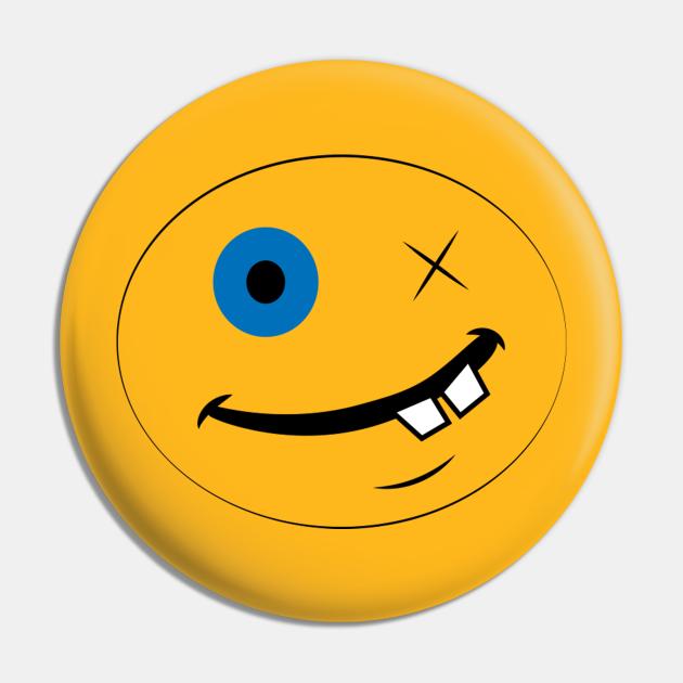 sponge smile face kids T-shirt