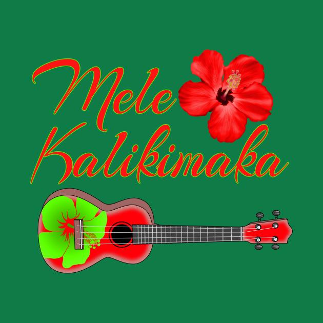 Mele Kalikimaka Hawaiian Ukulele