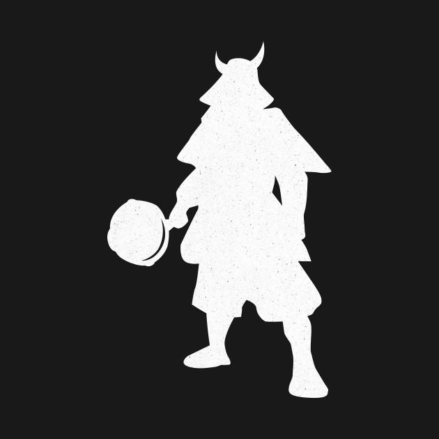 Samurai with Pan