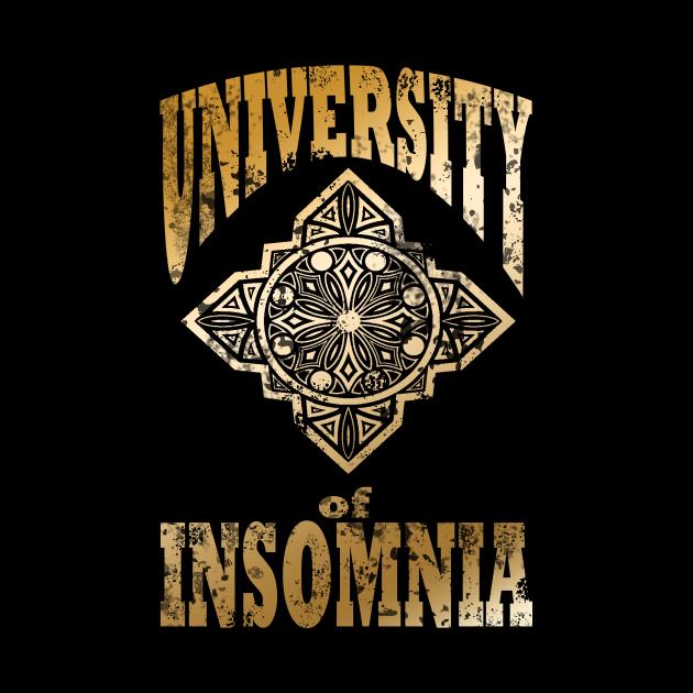 FFXV - University of Insomnia