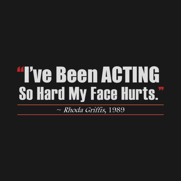 Actor's Fatigue