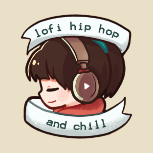Lofi Hiphop T-Shirts | TeePublic