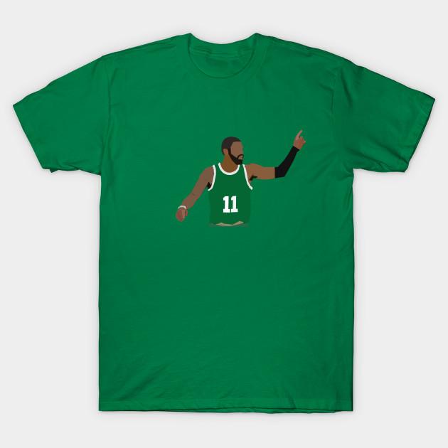 fb08d5dbc69 Kyrie Irving- Boston Celtics - Nba - T-Shirt   TeePublic