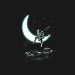 The Moon Song t-shirts
