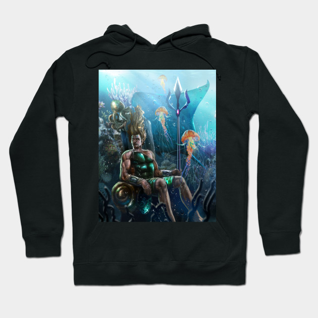 The Prince of the 9 oceans. Hoodie