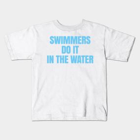 1a1fbda1 Swimmer Gift Ideas Kids T-Shirts   TeePublic