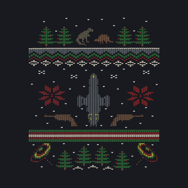 Ugly Firefly Christmas Sweater