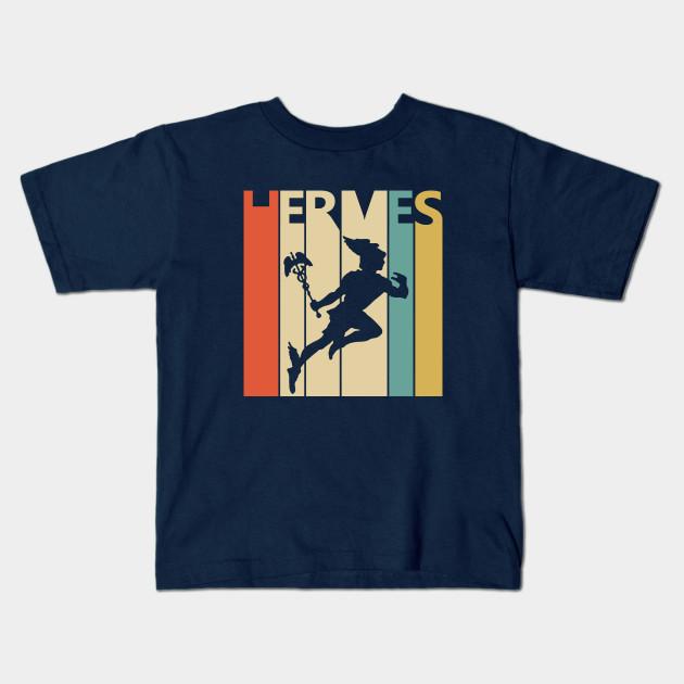 discount good service many styles Vintage Retro Greek God Hermes - Hermes - Kids T-Shirt | TeePublic