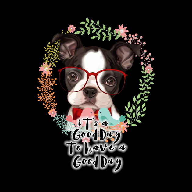 French Bulldog Its A Good Day Dogs Tapestry Teepublic
