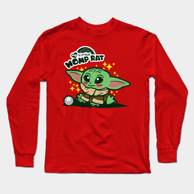 My Little Womp Rat Tv Shows Long Sleeve T Shirt Teepublic Almost certainly too much of it. teepublic