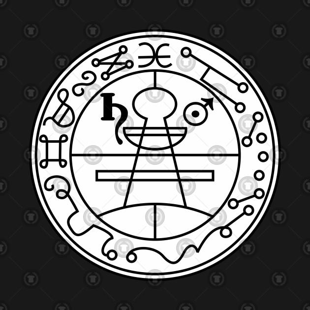 Goetia-Seal Of Solomon