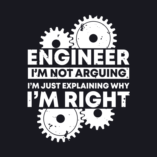 Engineers are always right!