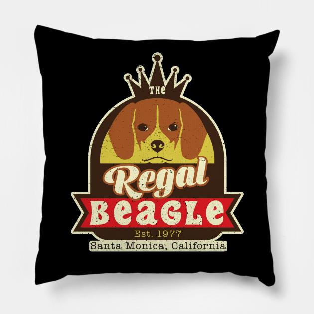 The Regal Beagle 1977 Bar & Lounge