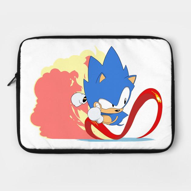Gotta Go Fast - Sonic The Hedgehog