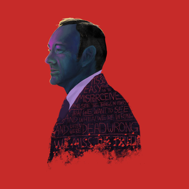 Kevin Spacey : Dead Wrong