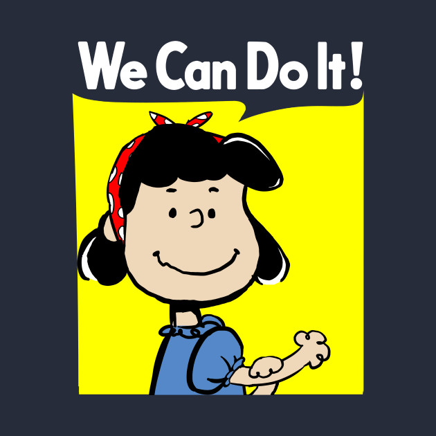Lucy Can Do It!
