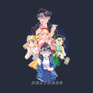 Heathers T-Shirts | TeePublic