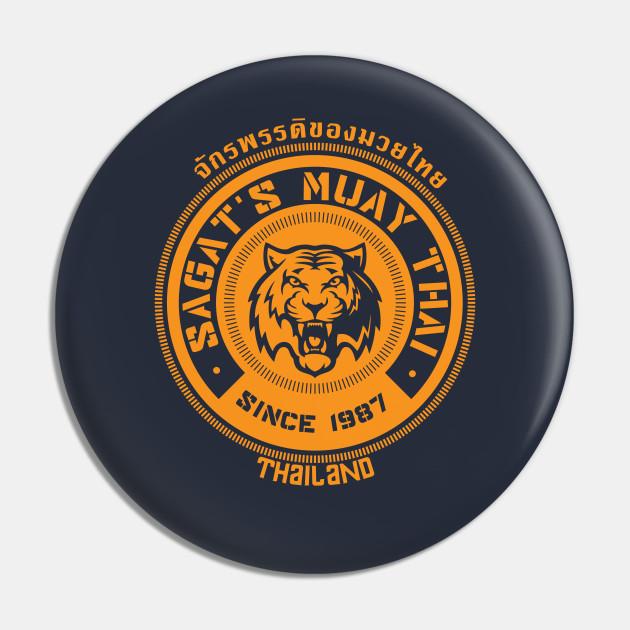Sagat's Muay Thai