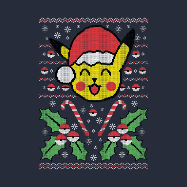 Pika Christmas T-Shirt
