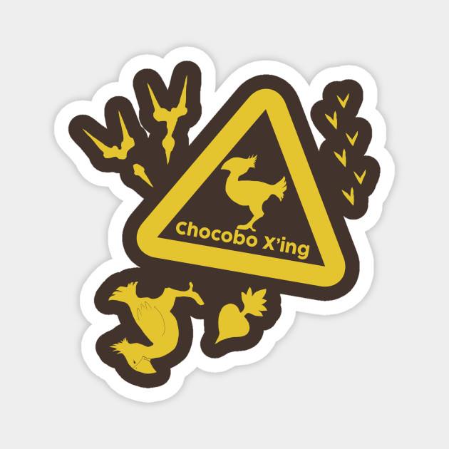 Chocobo Crossing - Final Fantasy