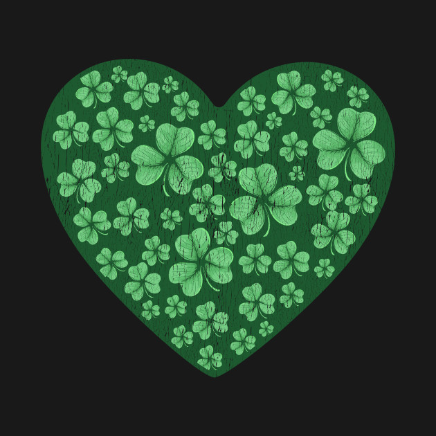 Heart Belongs to Irish Heart Irish Lover Valentine