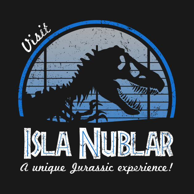 Visit Isla Nublar (World) T-Shirt