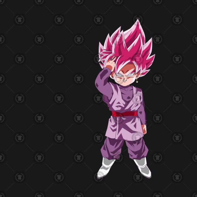 Kid Goku Black