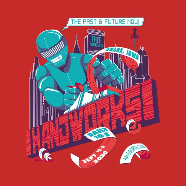 Handworks 2020 T-shirt