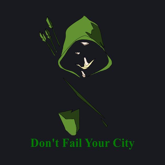 Green Arrows City