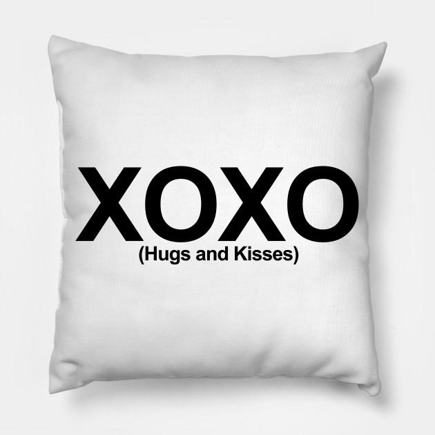 XOXO - Hugs and Kisses