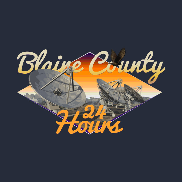 Blaine County 24h - Sunset & Satellites