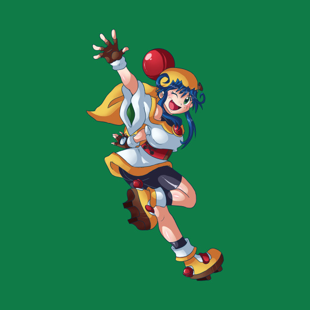Lime from SABER MARIONETTE