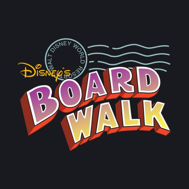 BoardWalk Resort Emblem