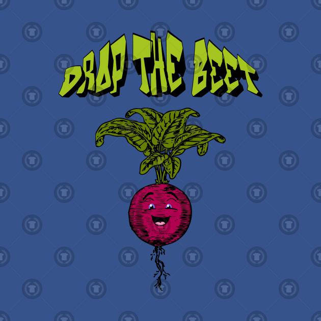 0192400b1caf Drop The Beet - Beetroot - Onesie
