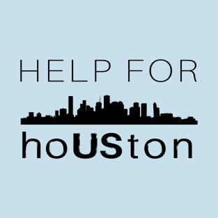 Houston Love 2 t-shirts