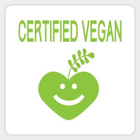 Vegan Birthday Gifts Stickers