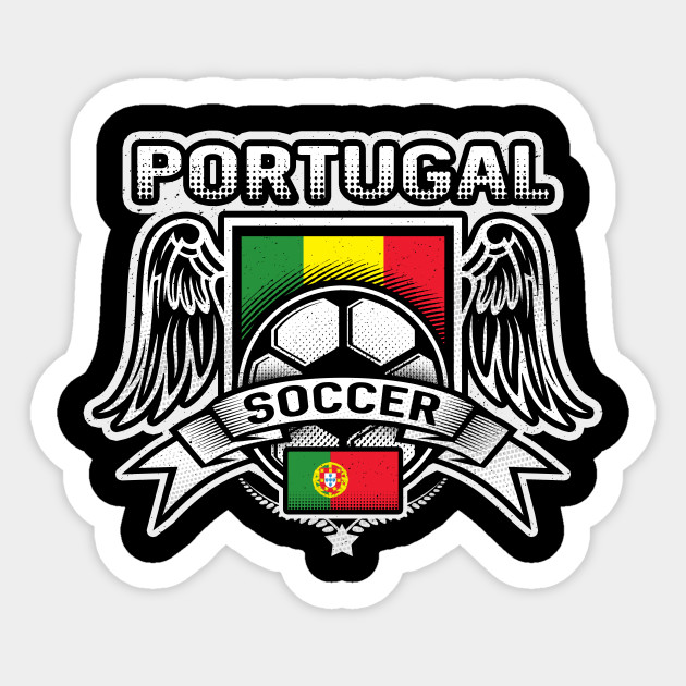 Portugal Soccer Futbol Sticker Teepublic