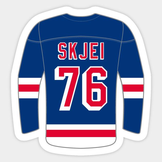 quality design 3165c d7c69 New York Rangers - Brady Skjei