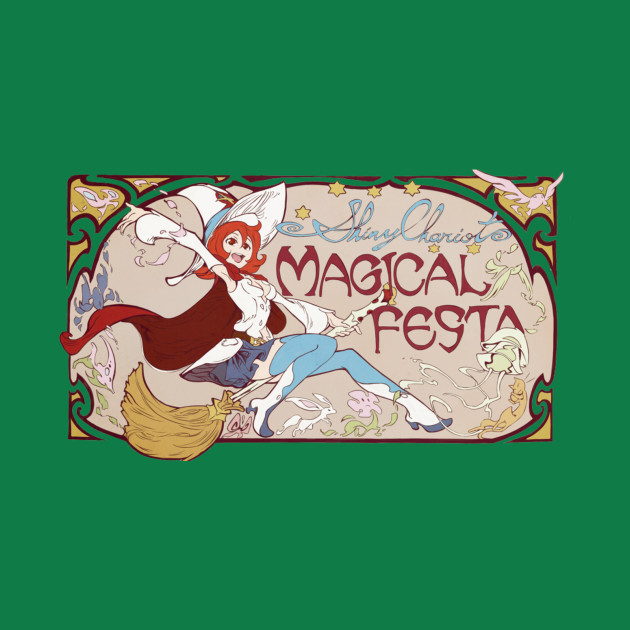 Shiny Chariot Magical Fest
