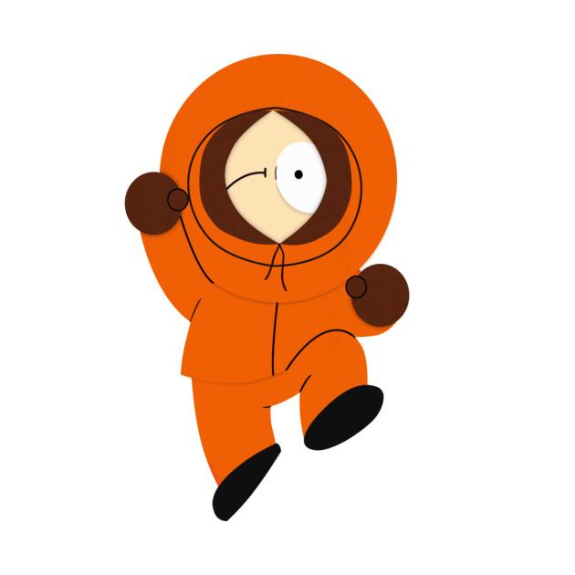 Mario Jump Kenny- South Park - South Park Kenny
