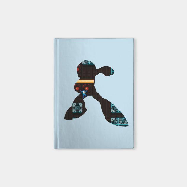 Mega Man - Background Cutout v.3
