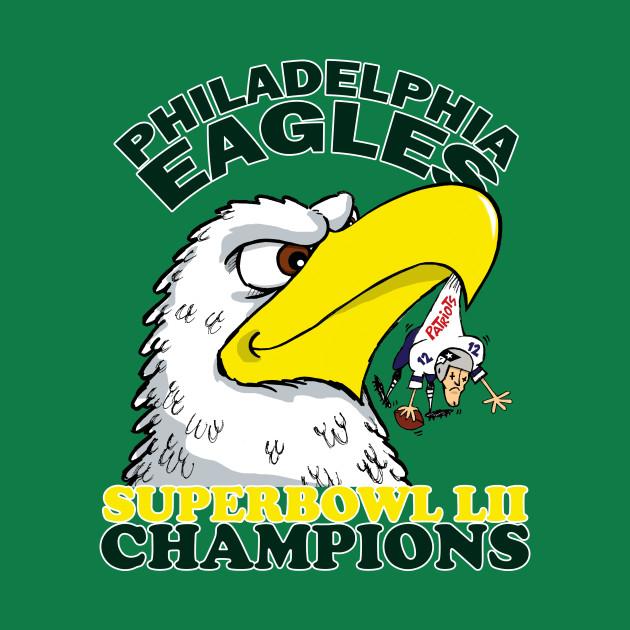 Philadelphia Eagles Super Bowl Champs