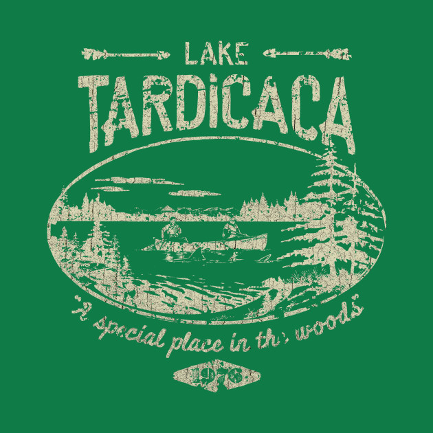 Lake Tardicaca - Vintage