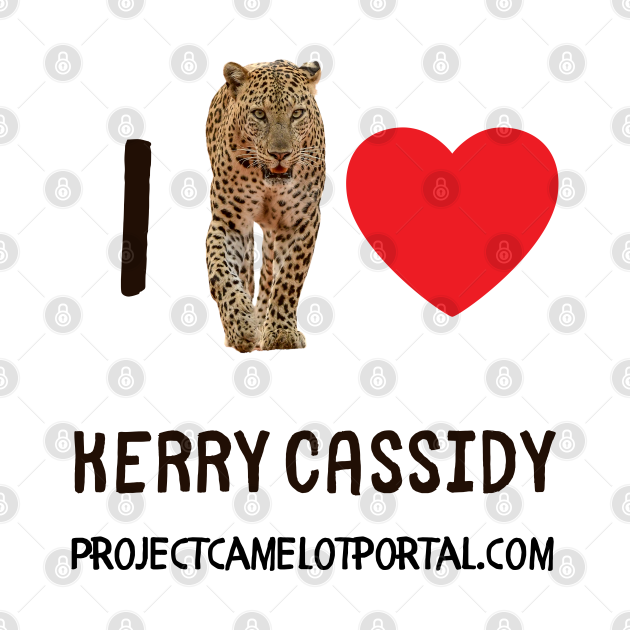 Project Camelot I Heart Kerry Cassidy White