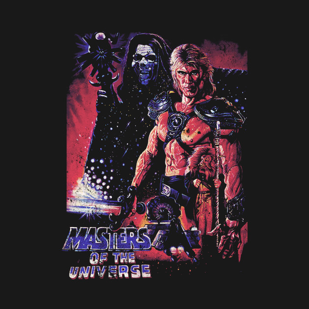 Ghana Masters of the Universe Poster